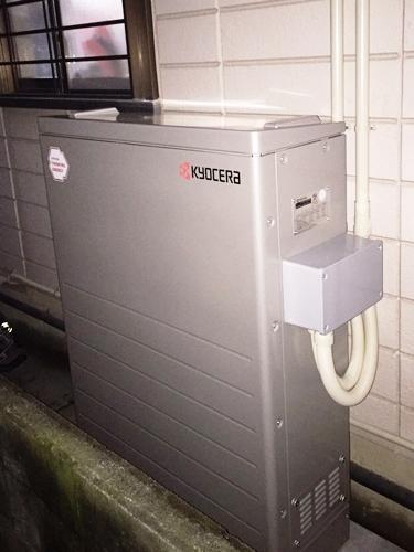 リチウムイオン蓄電システム+HEMS設置/沼津市K様