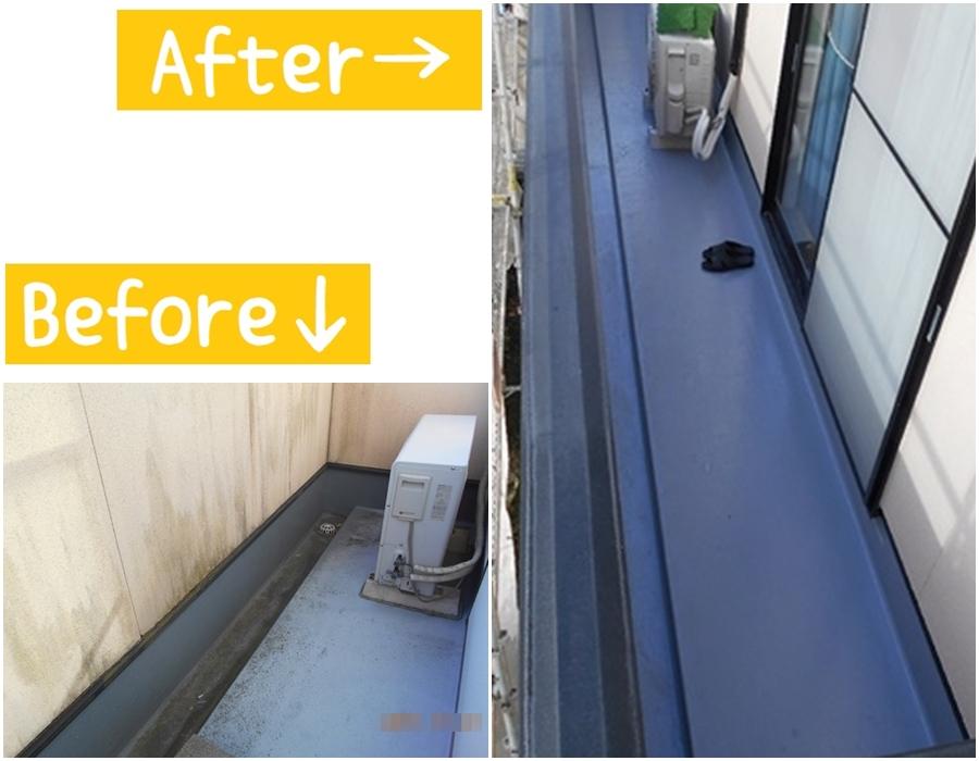 外壁塗装と屋根塗装~屋根破損発見で早期補修~/富士市K様