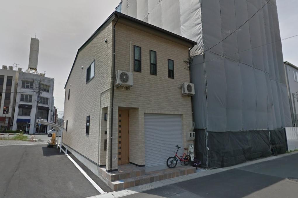 縦長の土地を有効利用した新築工事/沼津市M様邸