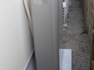 ニチコンハイブリッド蓄電池設置/沼津市H様邸