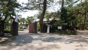 沼津御用邸記念公園へ行ってきました!