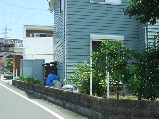 フェンス設置工事/裾野市S様邸
