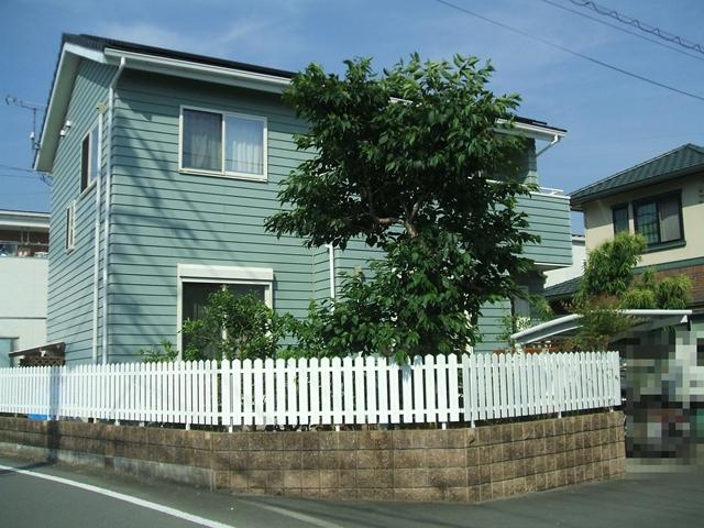 【施工実績】フェンス設置工事/裾野市S様邸