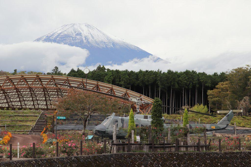 富士山樹空の森~御殿場~