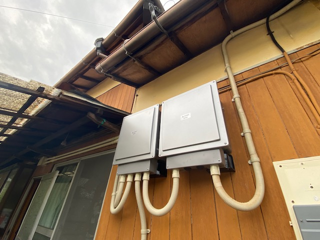 オムロンマルチ蓄電プラットホーム・エコキュート/伊豆の国S様邸